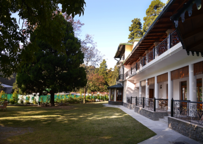 Welcomheritage Ashdale - Ashdale boutique Hotel Nainital